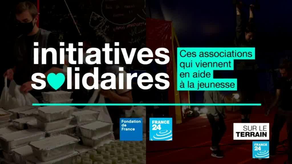 2021-06-01 09:44 Initiatives Solidaires : aide alimentaire, thérapies, réinsertion...10 actions en faveur des jeunes