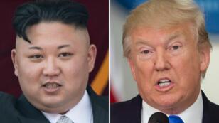 Le président américain Donald Trump a dit préparer de nouvelles sanctions contre la Corée du Nord de Kim Jong-un.