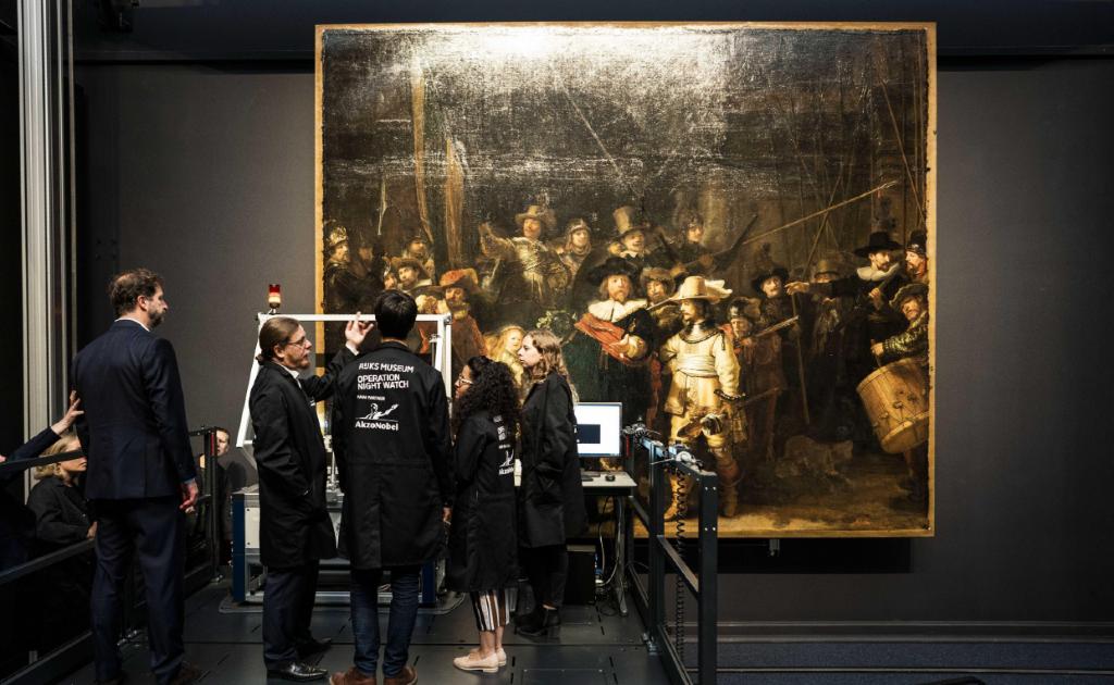 La restauración tomará cerca de seis meses y costará tres millones de euros.