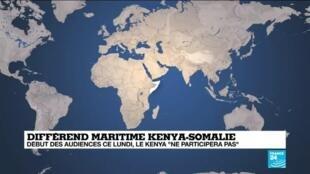 2021-03-15 04:05 Conflit frontalier entre la Somalie et le Kenya