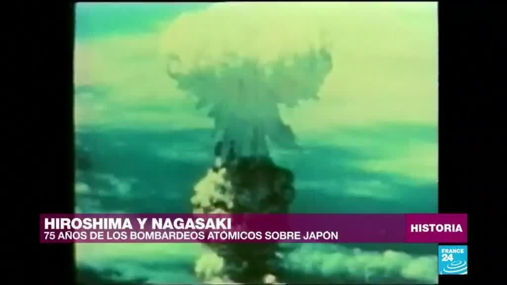Historia Bombas Atómicas Hiroshima y Nagasaki