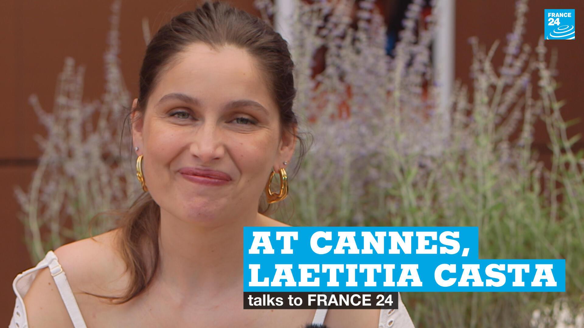 Laetitia Casta, Cannes 2021
