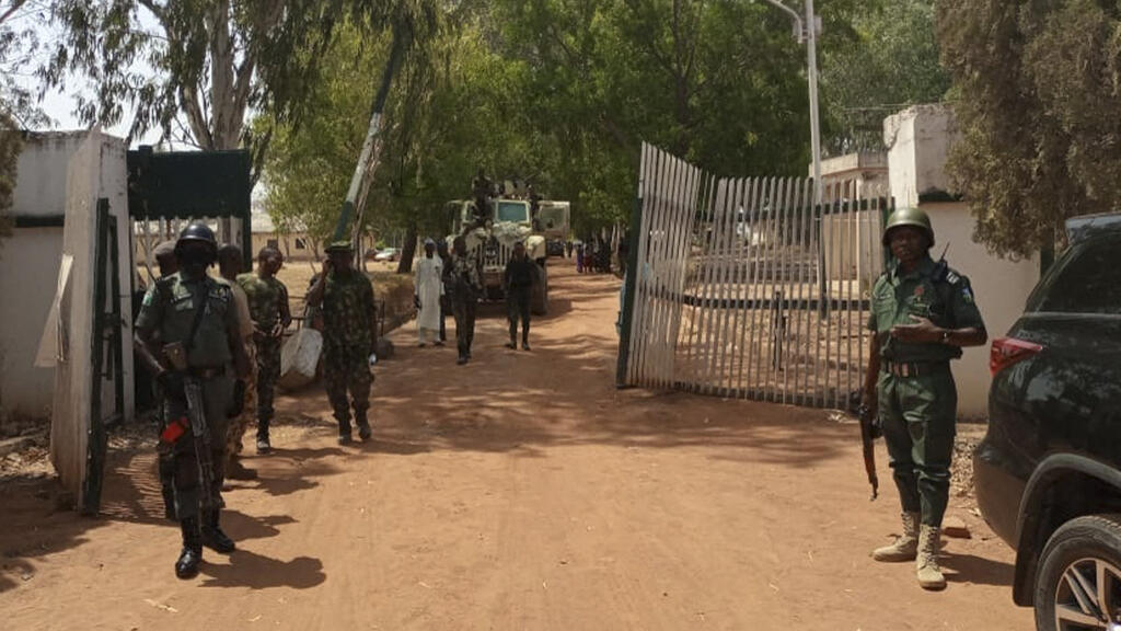 Gunmen kill dozens of villagers in northern Nigeria