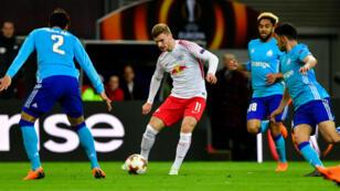 L'OM a été bousculé par une vaillante équipe du RB Leipzig.