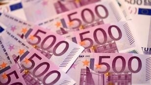 Experts fear the 500-euro notes are favoured by criminals