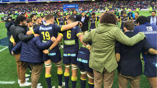 Les Clermontois se sont inclinés en finale de Coupe d'Europe face aux tenants du titre de Saracens.