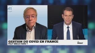 Le Débat de France 24 - jeudi 3 décembre 2020