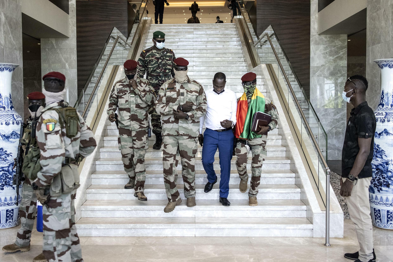 Guinea junta, ECOWAS