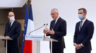 France couvre feu Castex