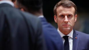 Macron Bruxelles Budget