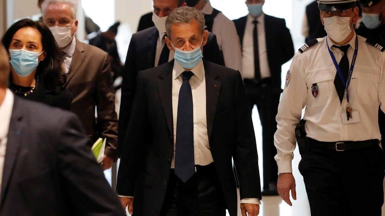 France's ex-president Sarkozy to attraction after sentenced to jail for corruption