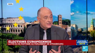 Les élections européennes de dimanche marquent la fin du bipartisme au Parlement européen entre la droite et les sociaux-démocrates.
