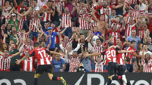 Aritz Aduriz said goodbye to Athletic Bilbao this season at the age of 39
