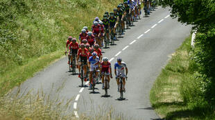 Les 198 coureurs engagés sur le Tour de France 2017 s'élanceront samedi de Düsseldorf, en Allemagne.