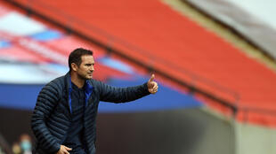 Frank Lampard was impressed with Chelsea's dominant win against Manchester United