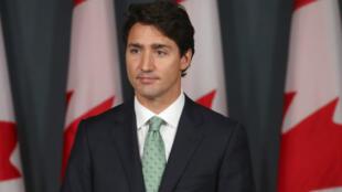 Le Premier ministre canadien, Justin Trudeau, à Ottawa le 21 septembre 2016.