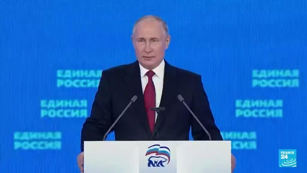 2021-09-17 13:03 Rusia Unida busca mantener su mayoría parlamentaria