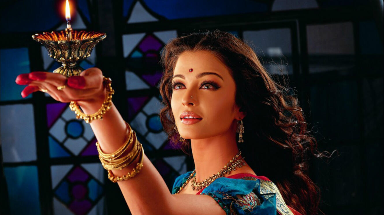 "Le film ""Devdas"" avec Aishwarya Rai."