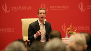 Le 19 mars 2016, le PDG de Facebook, Mark Zuckerberg, était en visite à Pékin.