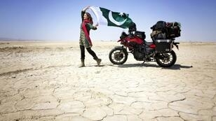 Rosie Gabrielle is one of a growing number of foreign travel bloggers who are extolling the virtues of Pakistan but some say such content does not paint an accurate picture of the country