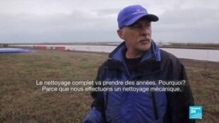 """2020-06-11 08:06 Pollution dans l'Arctique russe : le nettoyage prendra """"des années"""""""