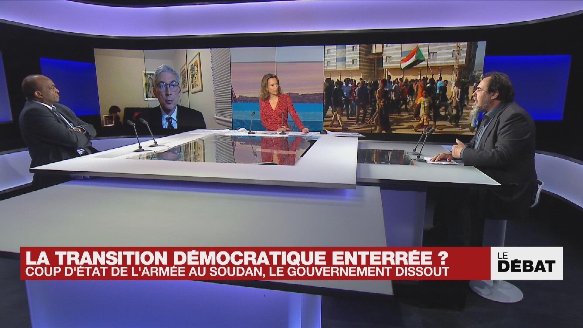 Le Débat de France 24 - lundi 25 octobre 2021