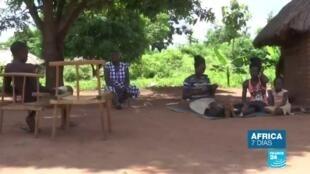 Desplazados retornan a Sudán del Sur tras el fin de la guerra y los avances en el proceso de paz