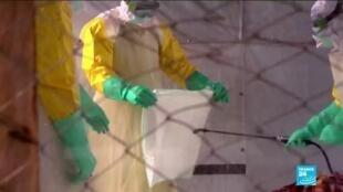 2021-02-16 10:36 Virus Ebola en Guinée : au moins 5 morts, un premier vol humanitaire d'urgence
