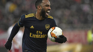 Arsenal say they will deal with striker Alexandre Lacazette internally