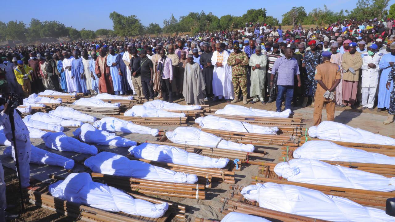 At least 110 farmers dead in Nigeria after suspected jihadist attack