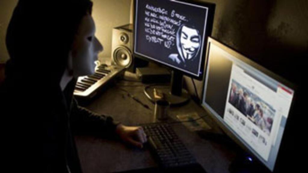 Anonymous' hack FBI-Scotland Yard phone call
