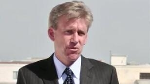السفير الأمريكي كريستوفر ستيفنز الذي قتل في بنغازي