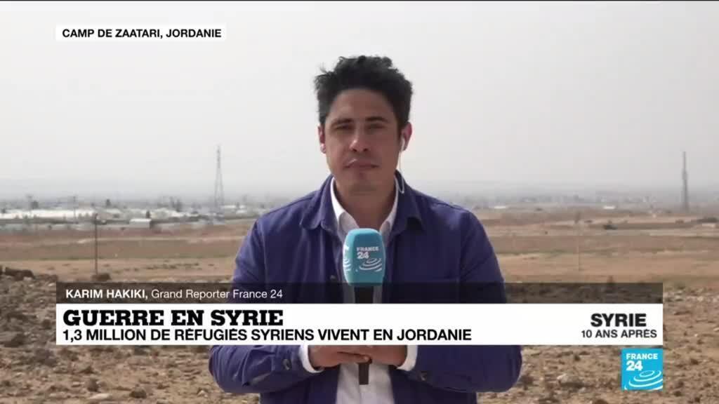 2021-03-15 13:04 Guerre en Syrie : après 10 ans de guerre, Bachar al-Assad règne sur une Syrie en ruine
