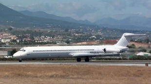 L'avion d'Air Algérie était affrété par la compagnie espagnole Swiftair