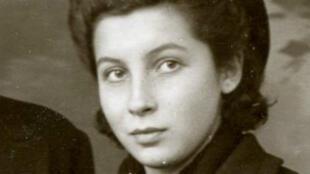 Louise Dillery avait 16 ans lorsque son père s'est fait arrêter à Paris.