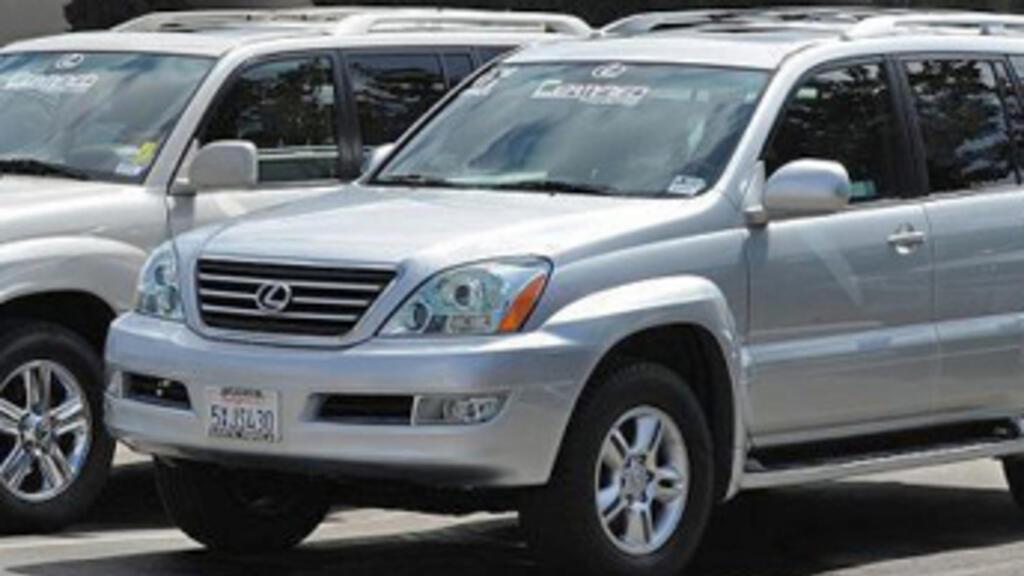 After record fine, Toyota recalls Lexus and Prado SUVs