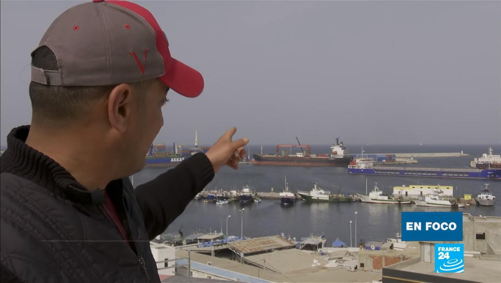 en foco - basuras Tunez