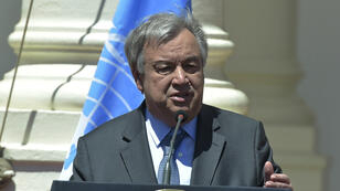 Antonio Guterres veut éviter la famine à la Somalie.