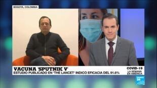 semana América Sputnik V