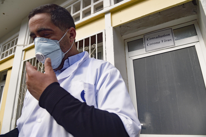 ارتفاع عدد الإصابات بفيروس كورونا في الجزائر