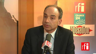 Jean-François Copé, mardi 15 mars 2016, dans l'émission Mardi Politique.