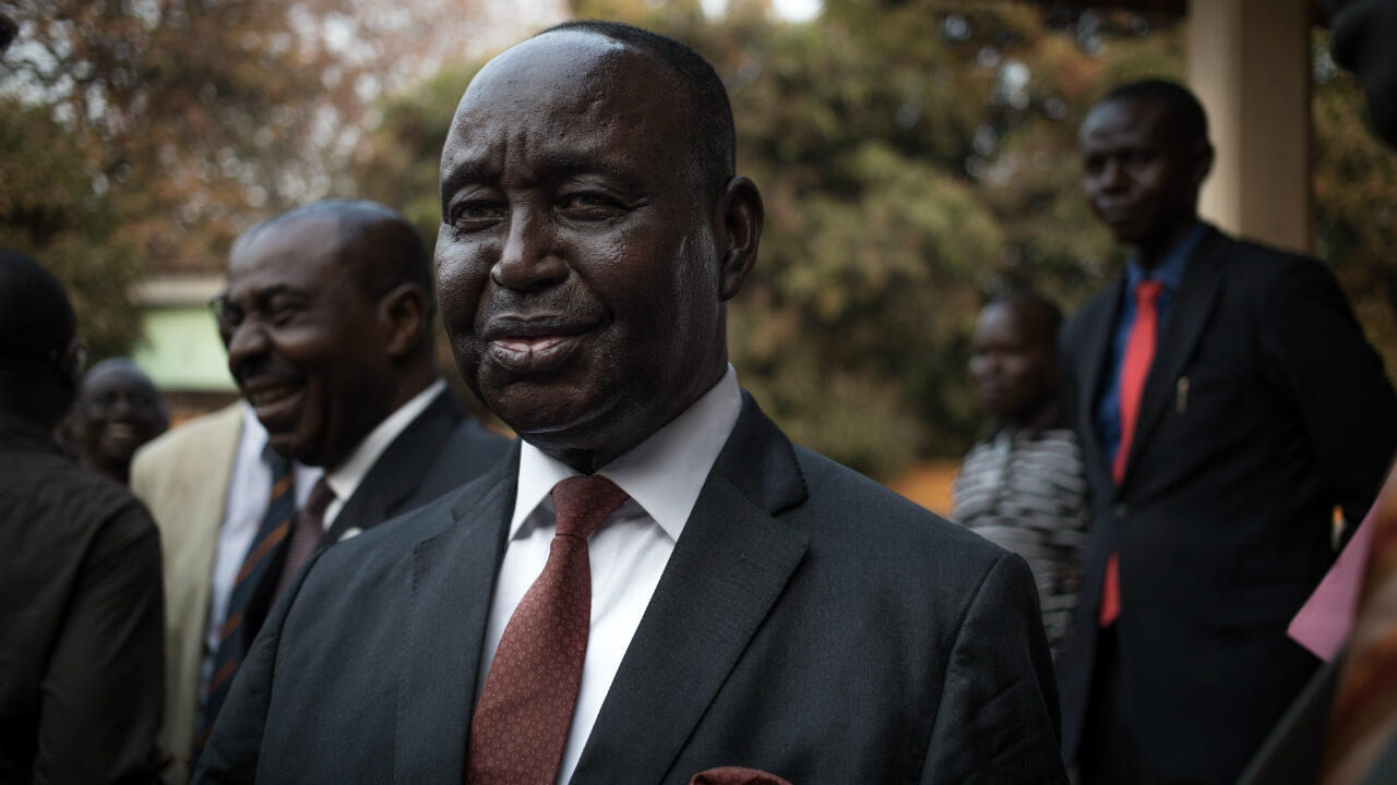 Central African Republic court rejects ex-president Bozizé's election candidacy