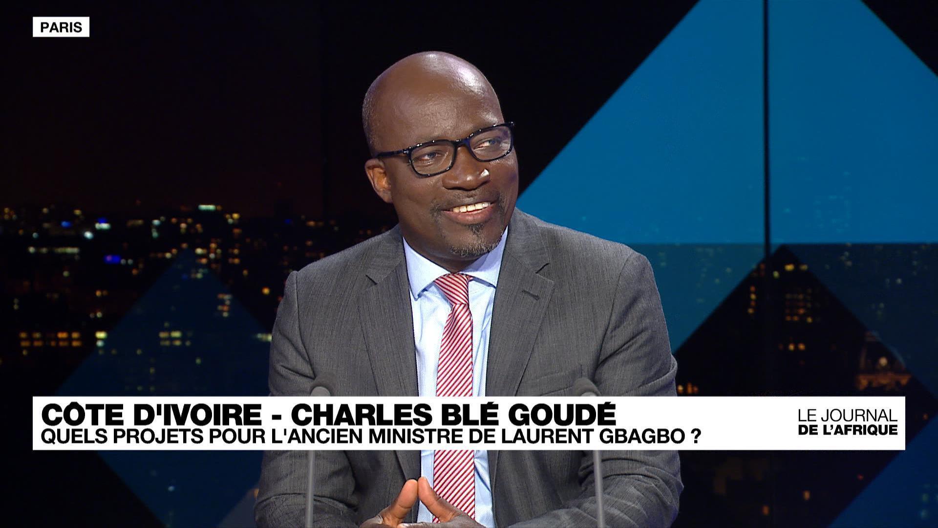 """Charles Blé Goudé : """"Oui, je demande des dommages et intérêts à la CPI"""""""