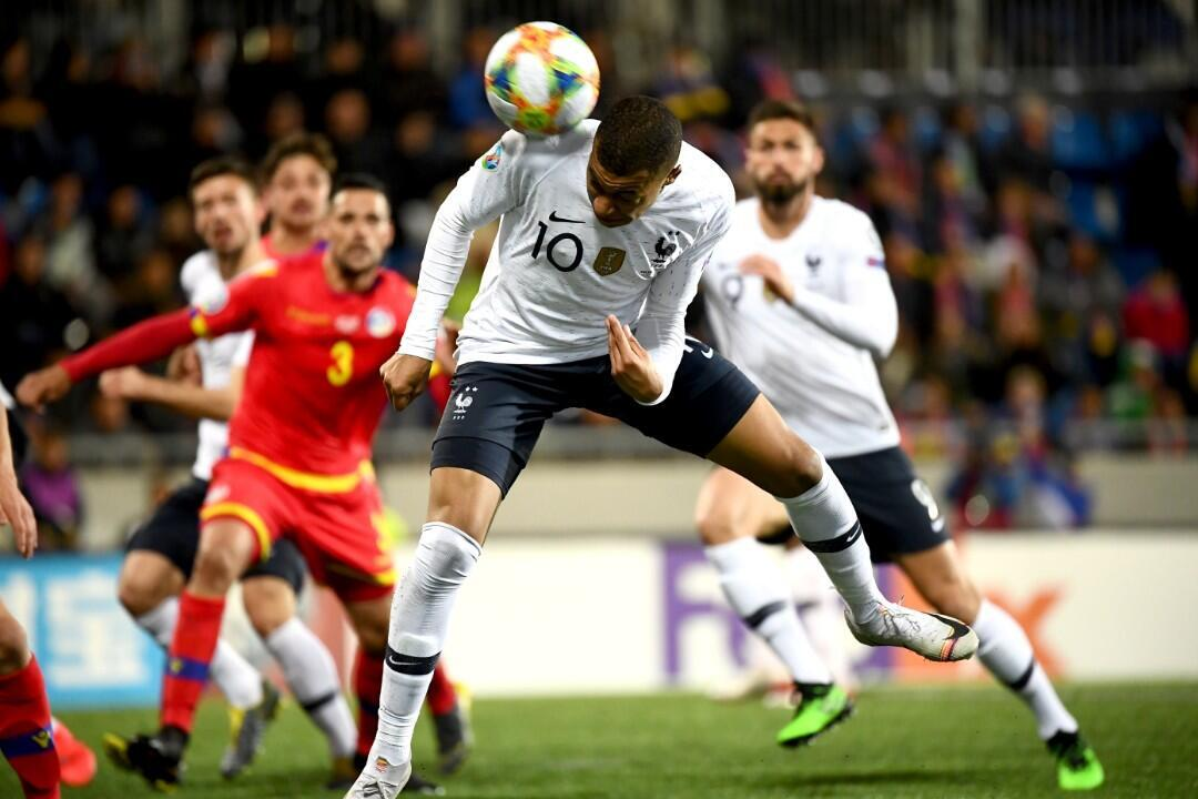 Ce match qualificatif de l'Euro-2020 se jouait dans le stade de La Vella, en Andorre, le 11 juin 2019.