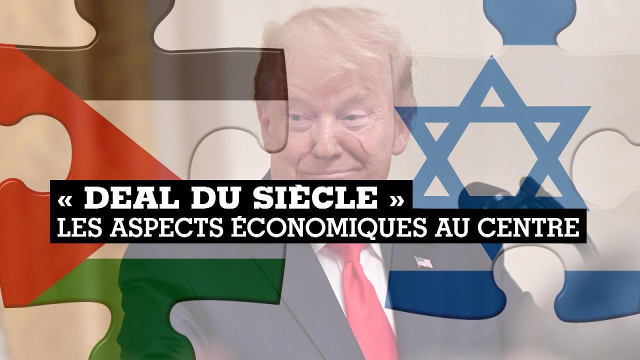 """L'économie au centre du """"Deal du siècle"""""""