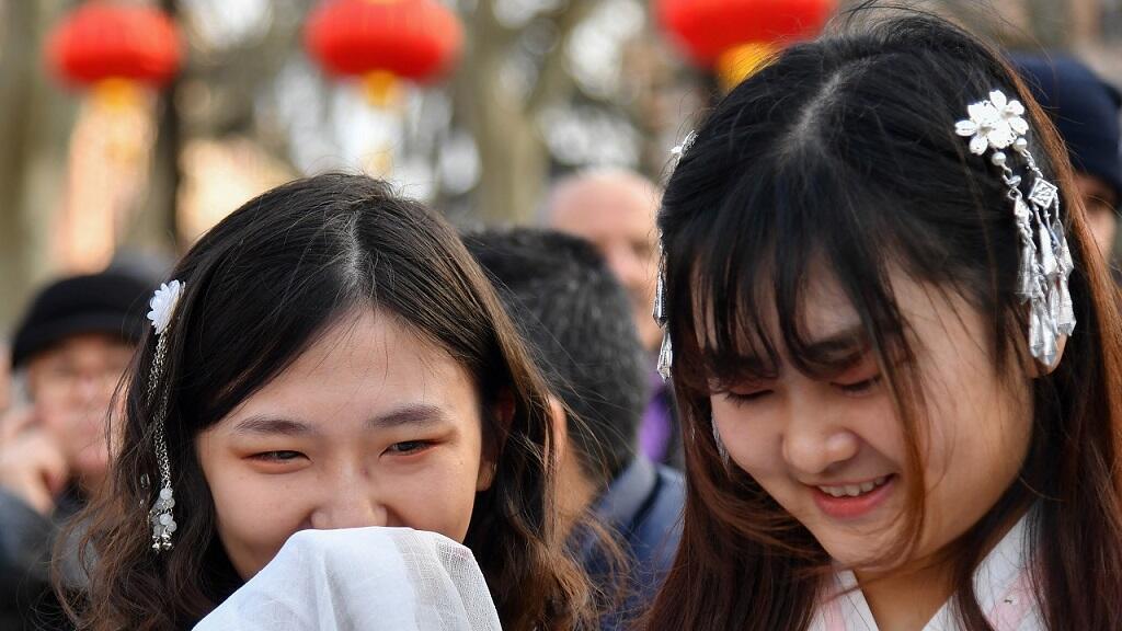 Por medio de una ley, el Gobierno chino busca evitar la discriminación laboral de las mujeres (Imagen de archivo - 10 de febrero de 2019).