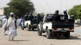 الشرطة الموريتانية