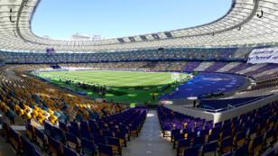 Le stade olympique de Kiev, théâtre d'un exploit des Reds ou de la consécration du Real Madrid ?