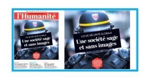 """La loi sur la """"sécurité globale"""" crée des remous en France"""