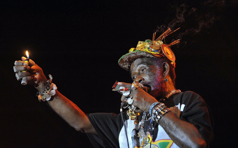 """Lee """"Scratch"""" Perry, gourou du reggae, est mort à 85 ans"""